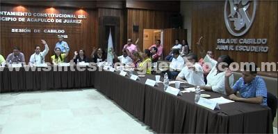 (Video) Da Cabildo la bienvenida a José Nucico como director del IMPLAN