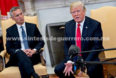 """Trump amenaza a Kim con """"aniquilación"""" si no logra un acuerdo con él"""
