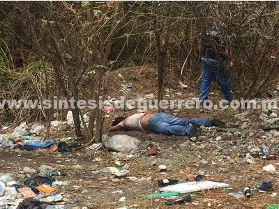 Encuentran ejecutado a hijo de comandante de la PIM en Taxco