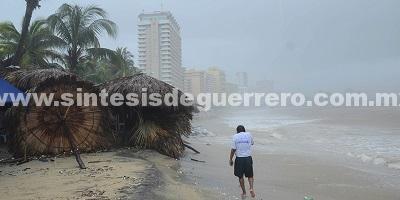 Se tiene contemplada la formación de 17 ciclones tropicales y huracanes en 2018