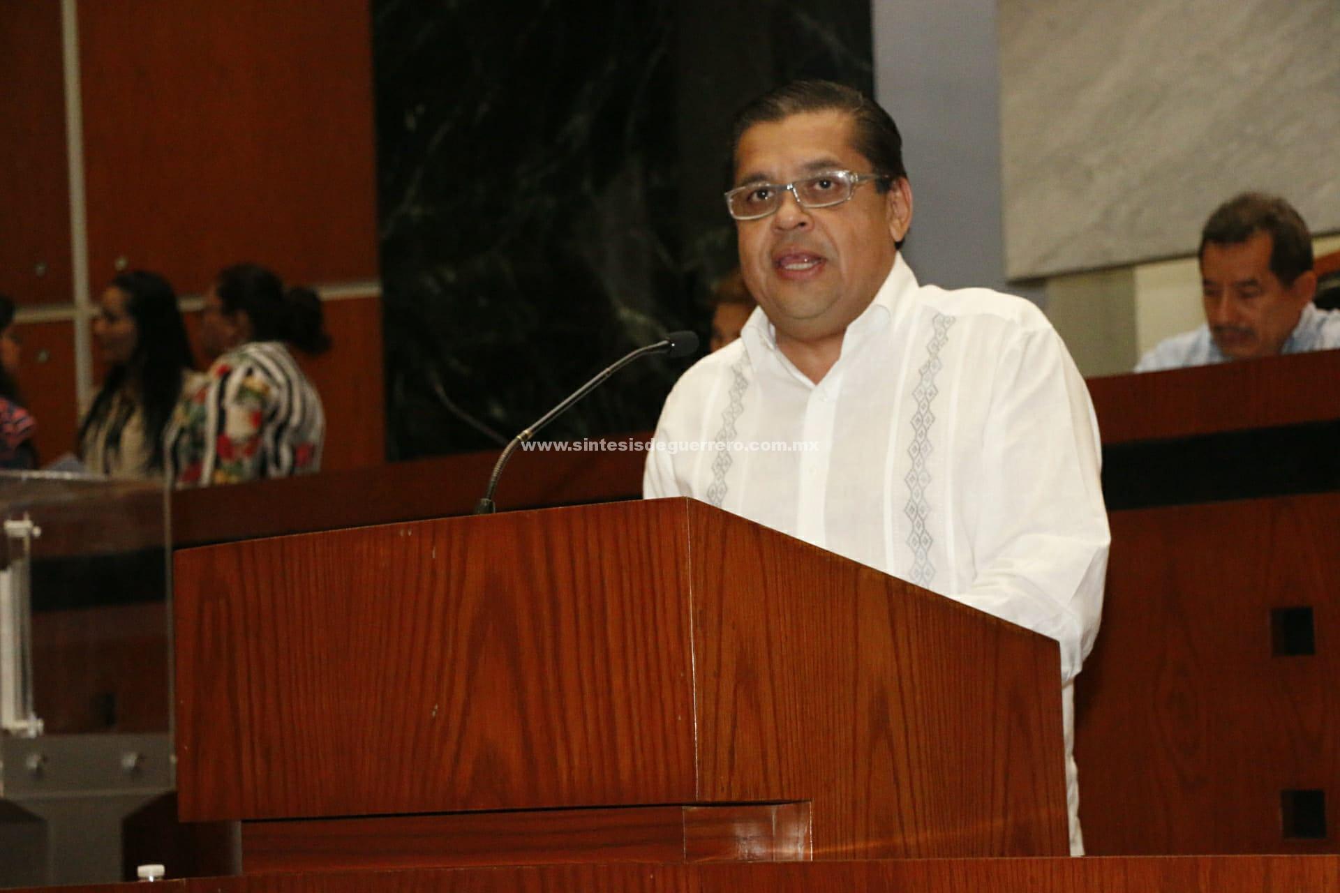 Congreso de Guerrero exhortó a los 81 ayuntamientos para crear una cultura de la paz