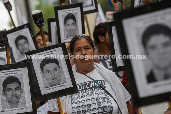 ONU reafirma la validez de su informe sobre el caso Ayotzinapa