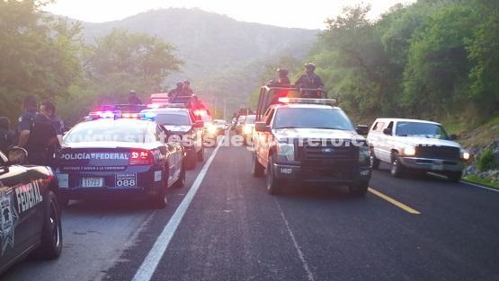 Otra emboscada contra Policía Estatal deja dos muertos