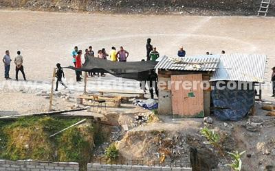 Ejecutan a encargado de una cancha en Chilpancingo