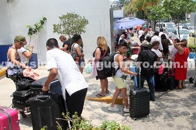 Se consolida Guerrero como el lugar turístico de vacaciones Nacionales; Alcaza índice general del 82%