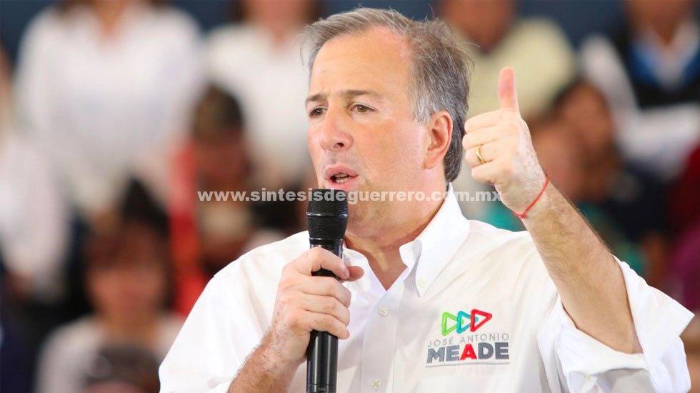 Otro perredista se va con Meade, ahora el diputado federal José Antonio Estefan Garfias