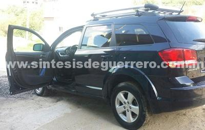 Roban otra camioneta con violencia en Chilpancingo