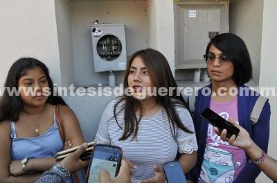 Denuncian alumnos a maestros de la UAGro, por abusos durante elección interna