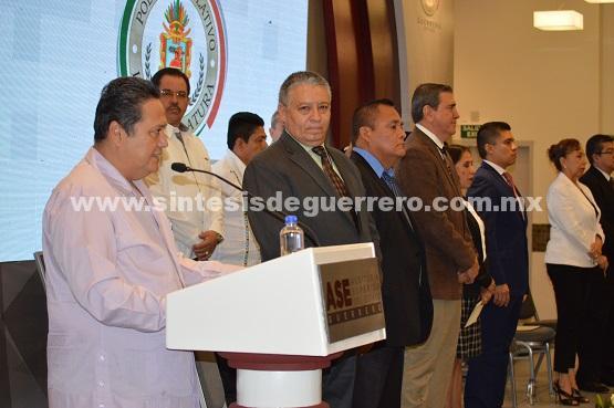 Héctor Vicario Castrejón, conminó a los presidentes municipales de la entidad a llevar a cabo una entrega-recepción de resultados transparente