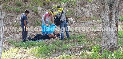Ejecutan a un hombre en la Autopista del Sol, en Chilpancingo