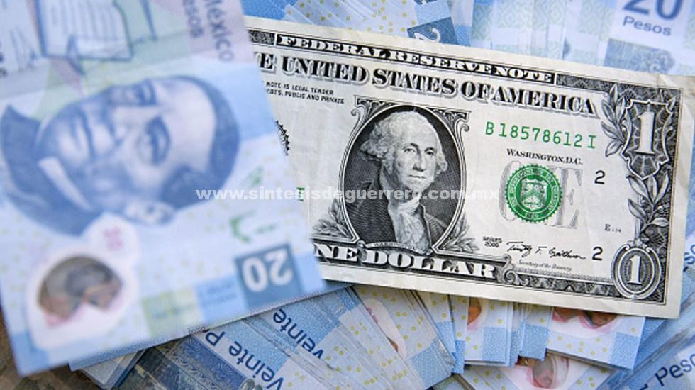 Dólar cierra en $20.32 impulsado por anuncio de aranceles al acero y aluminio