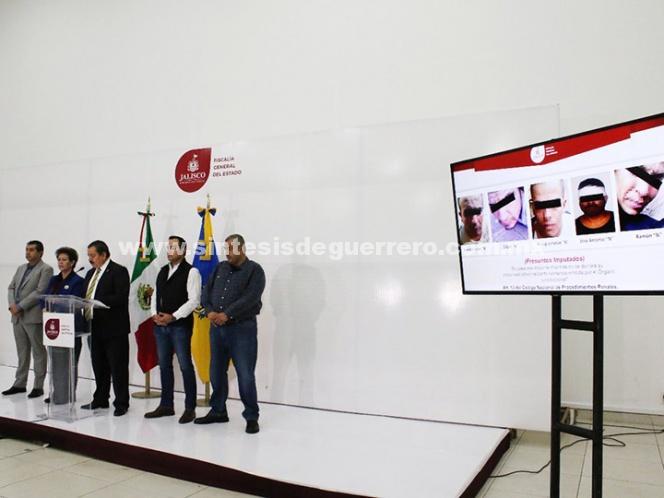 Grupo de élite del CJNG, responsable de atentado a exfiscal de Jalisco