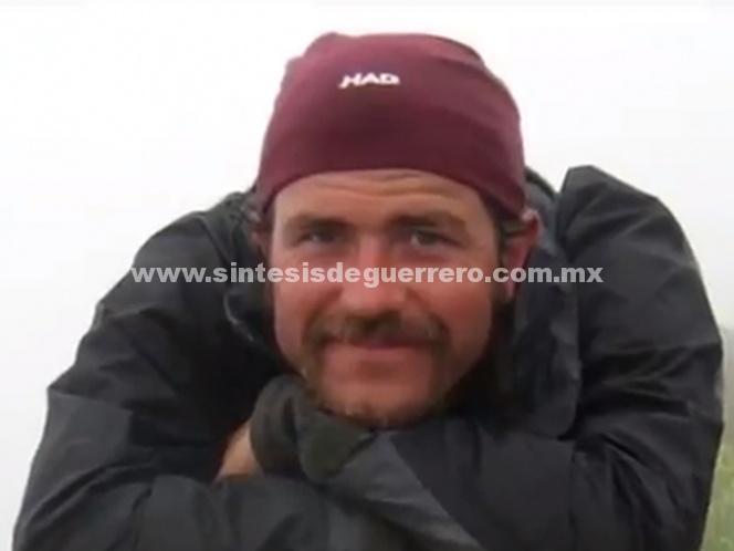 Embajada alemana crea campaña para encontrar a ciclista desaparecido en México