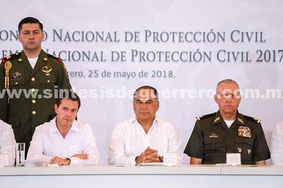 Visita número 39 al estado de Guerrero del presidente de la República, Enrique Peña Nieto
