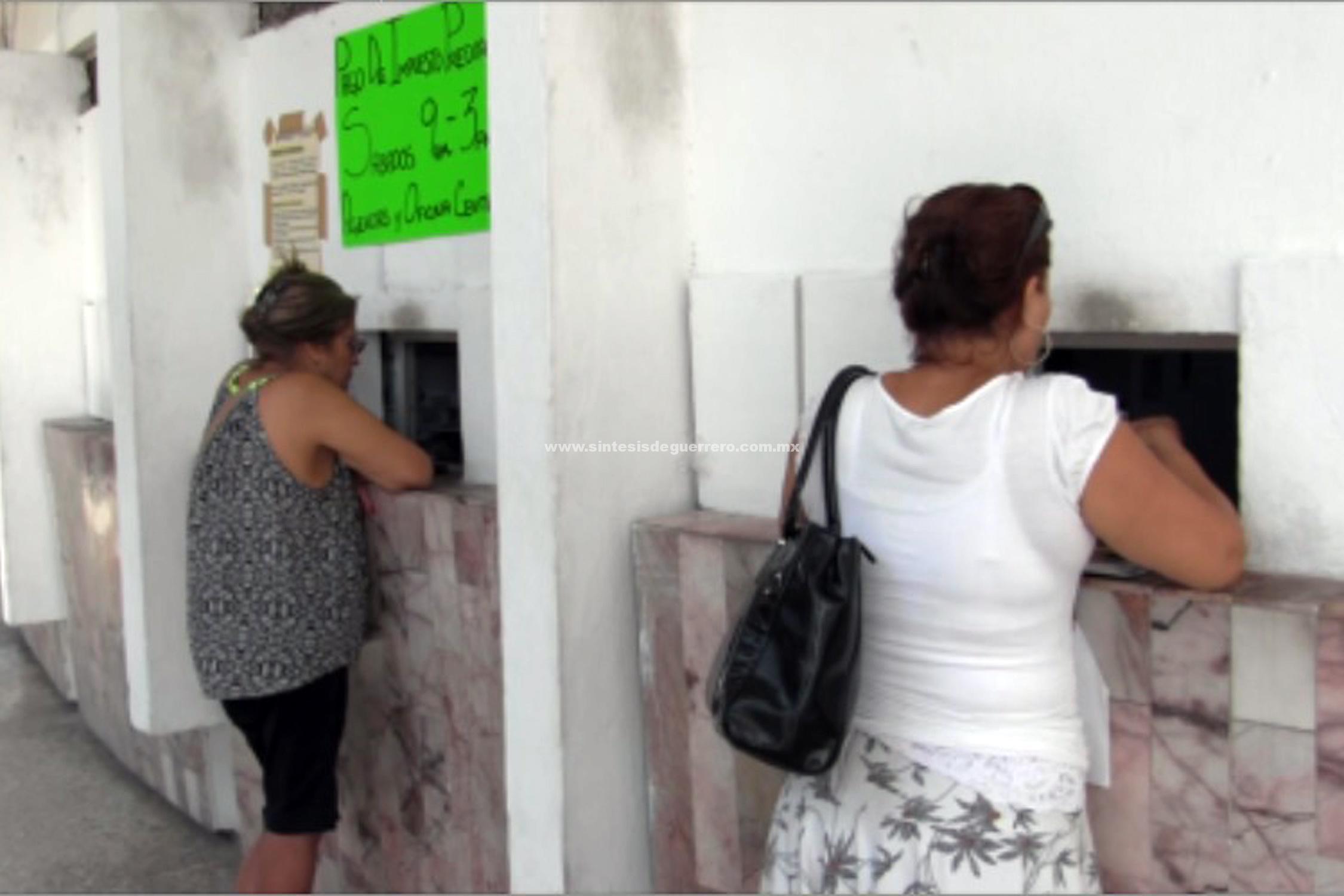 (Video) Ofrece gobierno de Acapulco borrón y cuenta nueva en pago de predial