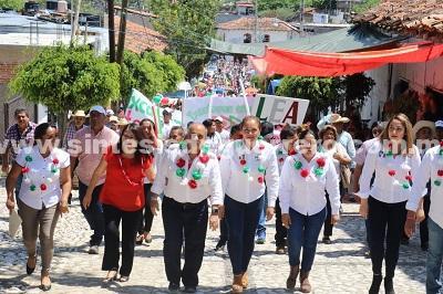 Propone Añorve gestionar la construcción de una Universidad en Teloloapan y la ampliación de la carretera a 4 carriles en Iguala – Arcelia.