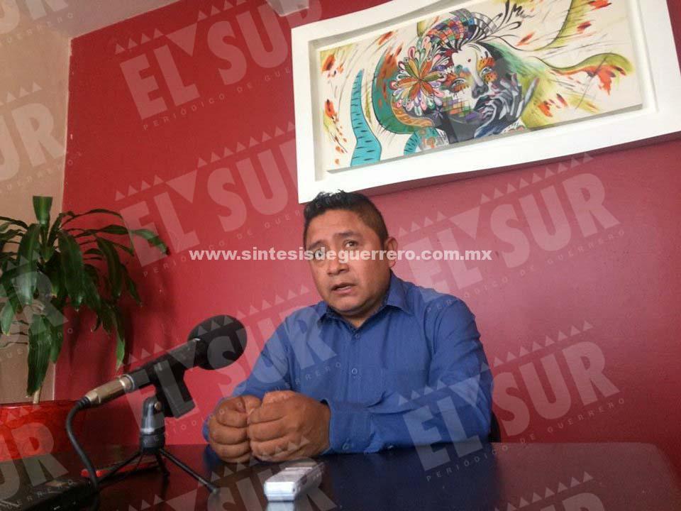 Privan de su libertad para «asaltar» a corresponsal de periódico «El Sur», en Chilapa
