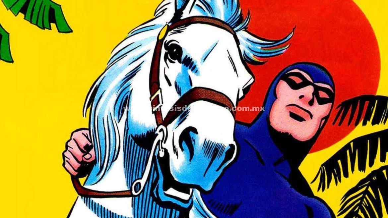 'El Hombre enmascarado', el primer superhéroe