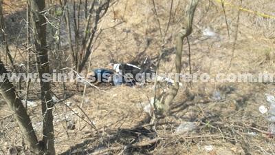 Localizan el cadáver de un hombre en Zihuatanejo