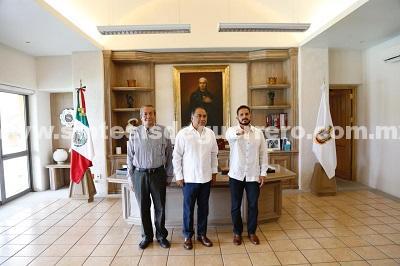 Designa el gobernador a Bonilla Uribe como Consejero Jurídico del Poder Ejecutivo de Guerrero