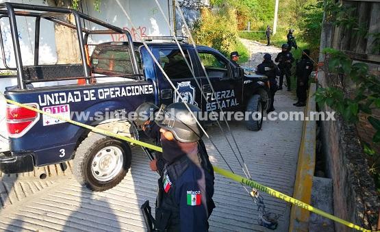 Ejecutan a otro hombre en la colonia Sección Séptima, de Chilpancingo