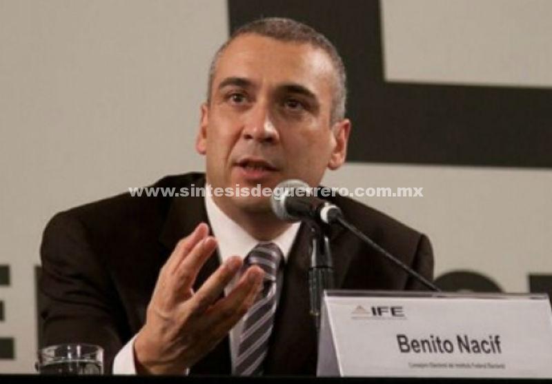 Ciudadanos, eje central del segundo debate presidencial del domingo: INE
