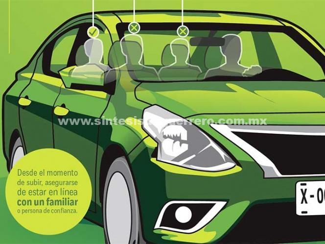 El ABC para viajar seguro usando app