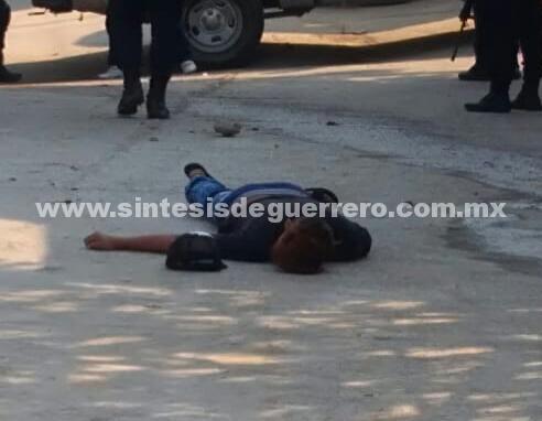 Asesinan a otra persona en Acapulco