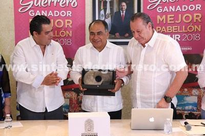 El desarrollo turístico en Guerrero es referente a nivel nacional y mundial, afirma Héctor Astudillo