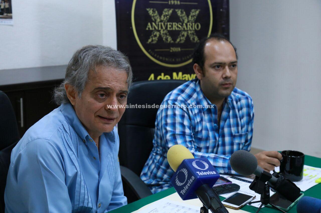 La OFA será patrimonio cultural de Guerrero, anuncia el secretario de cultura