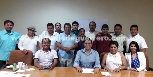 Aumenta a $500 mil seguro de vida a periodistas de Guerrero