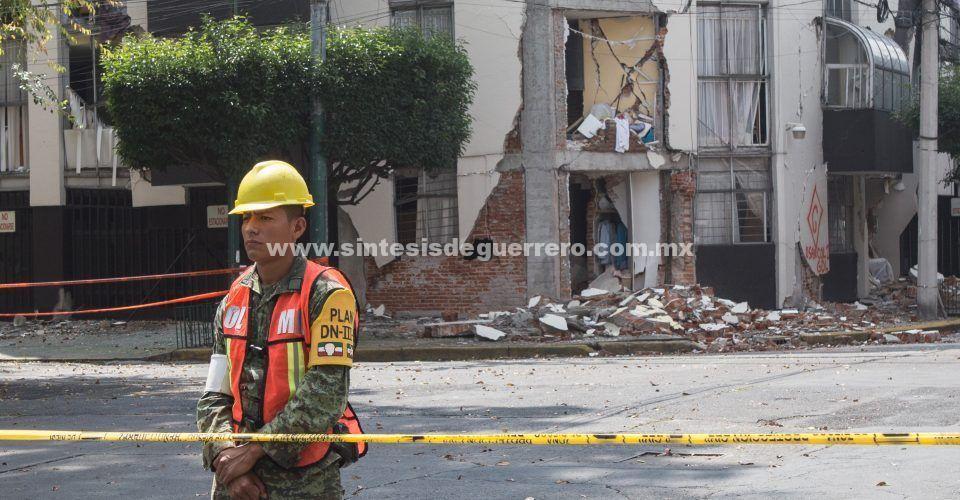 Aprueban más de 915 mdp para reconstrucción de CDMX tras sismo 19S