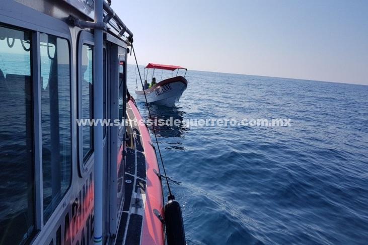 Realiza PROFEPA recorridos de vigilancia en atención a denuncia incidental en costas de Zihuatanejo