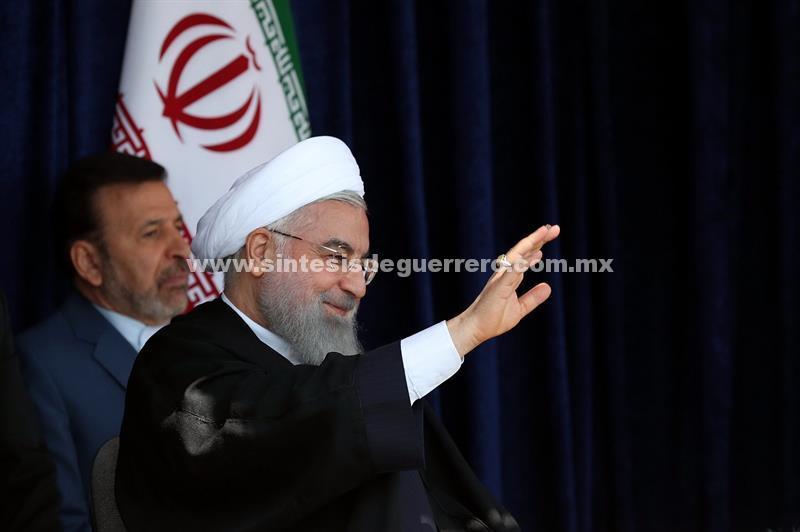 EU se arrepentirá muy pronto si abandona acuerdo nuclear, según presidente de Irán