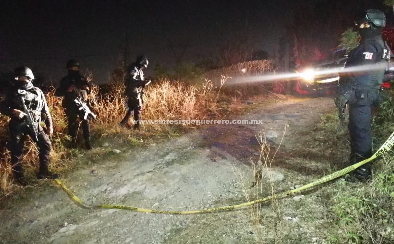 Encuentran muerto de un disparo a policía estatal