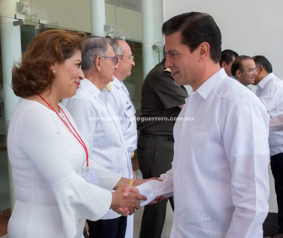 Asisten los diputados Héctor Vicario Castrejón y Elva RamírezVenancio a la Sexta Sesión del Consejo Nacional de Protección Civil