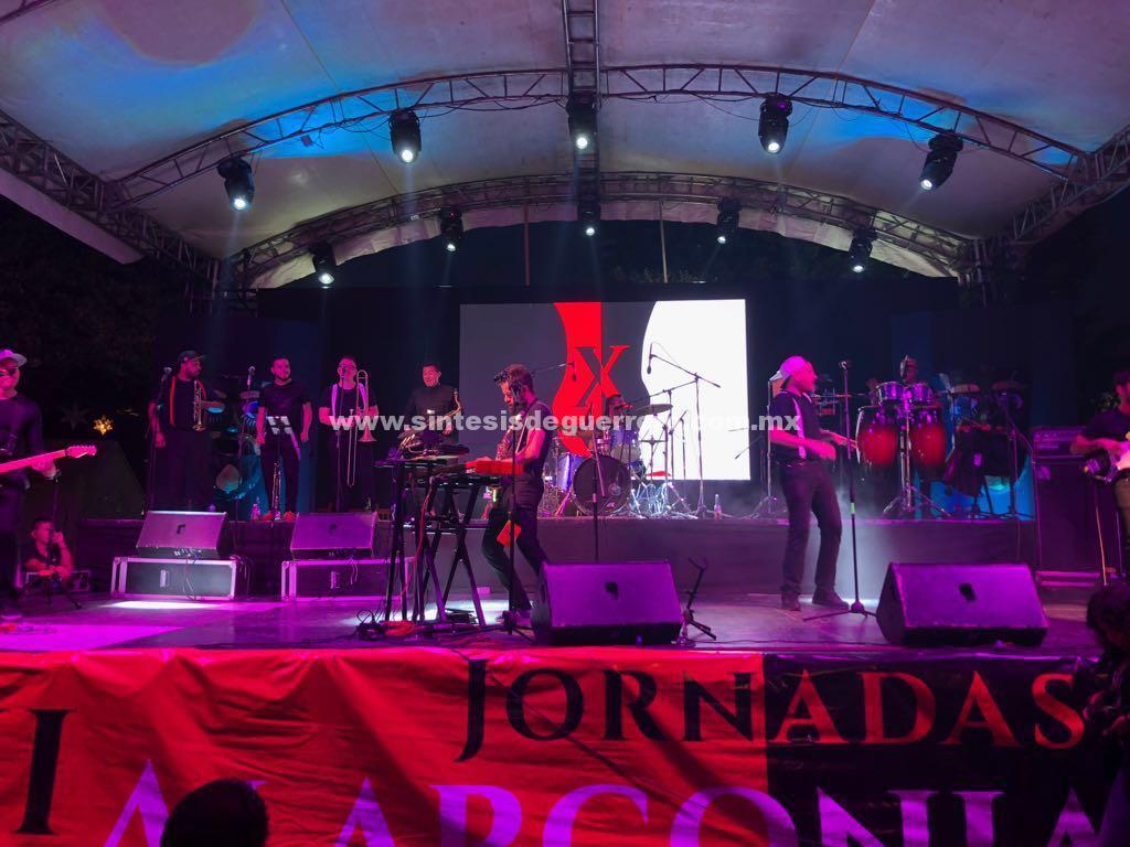 Los Músicos de José, rinden homenaje a Pérez Prado durante las XXXI Jornadas Alarconianas