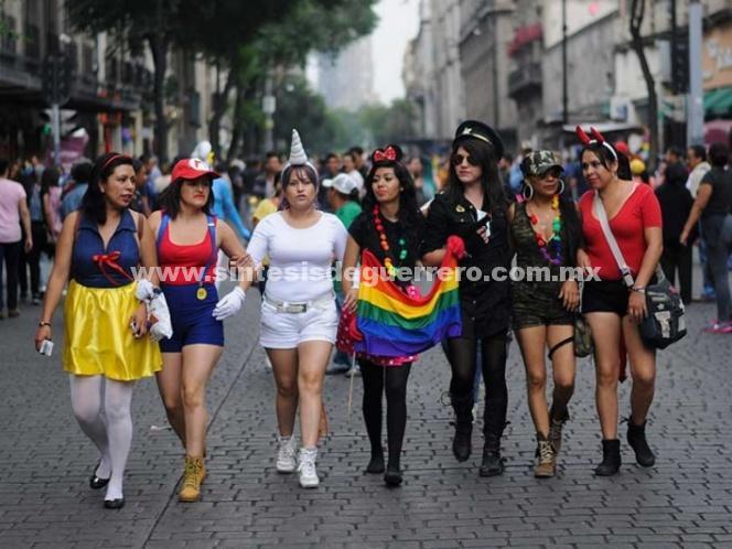Aumenta intolerancia contra homosexuales: CNDH