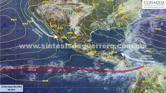 Suspenden embarques en Acapulco Por mar de fondo; esperan lluvias