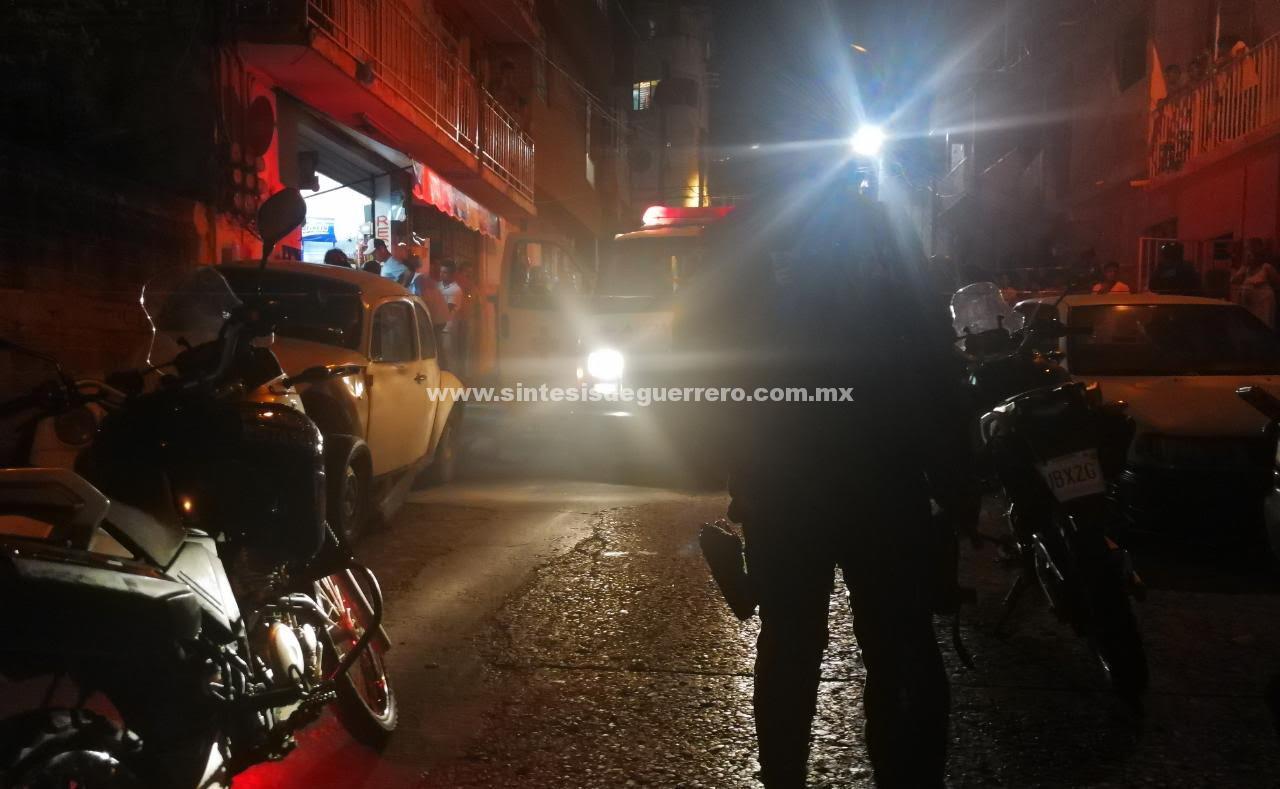 """Ejecutan a jóven mujer con """"cuerno de chivo"""" en Chilpancingo"""