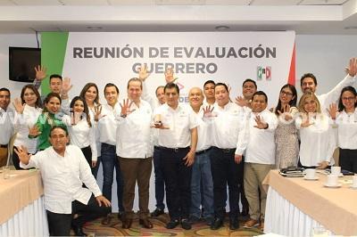 Un Priismo unido el de Guerrero, destaca Eruviel Ávila
