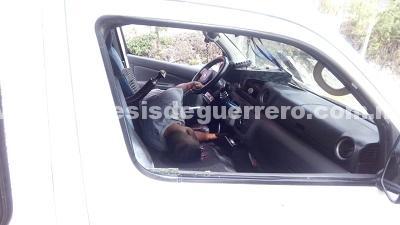 Asesinan a balazos a urvanero en la colonia San José de Chilpancingo