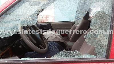 Asesinan a un hombre en el centro de Chilapa
