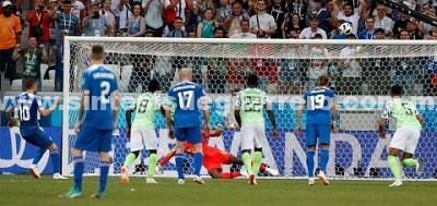 Nigeria le da esperanzas a Argentina