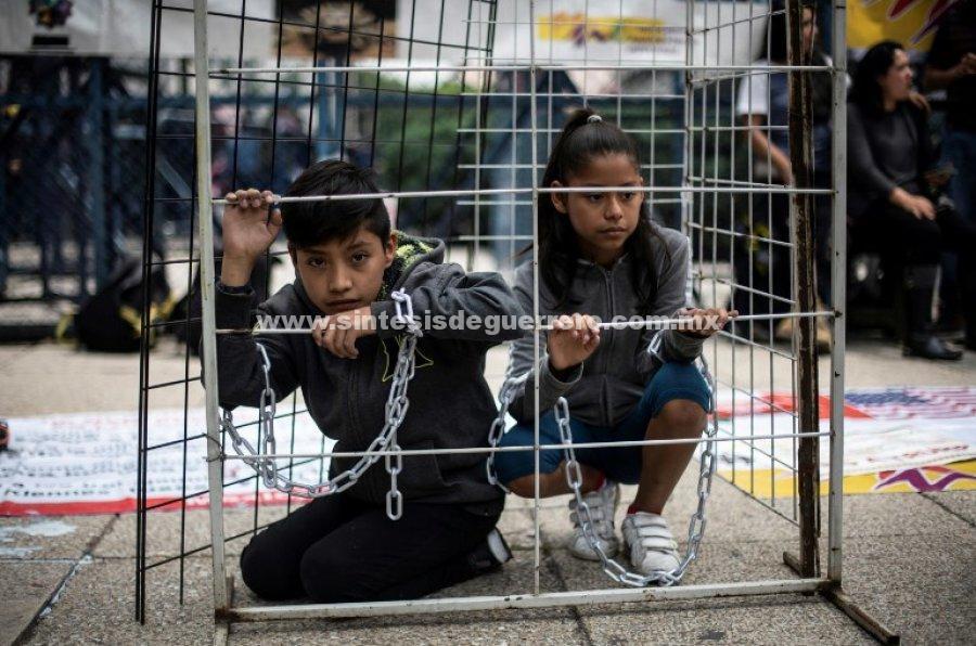 'El hijo de una es el hijo de todas', el día que el clamor #StopTrump colmó Reforma