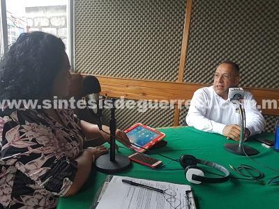 Afianza Meade y candidatos priístas seguridad y confianza en electores: Huicochea