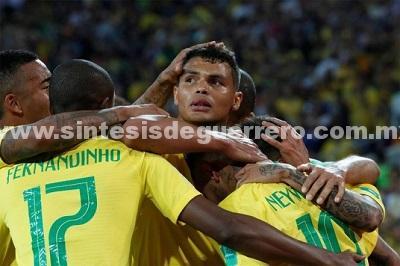 Brasil busca hacer partido perfecto ante el Tri