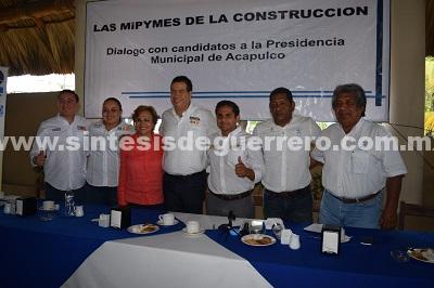 Promoveré Ley de Reservas Territoriales para Vivienda Popular: Berdeja