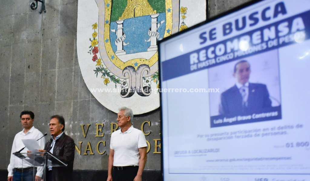 Exfiscal de Javier Duarte es detenido en la CDMX