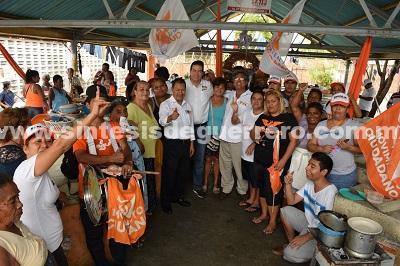 Más recursos para Acapulco pero con vigilancia: Berdeja
